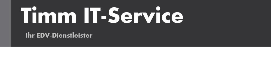 Timm IT-Service